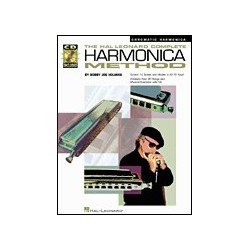 Harmonica method + CD
